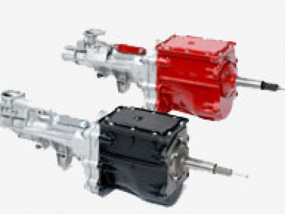 Gearbox options