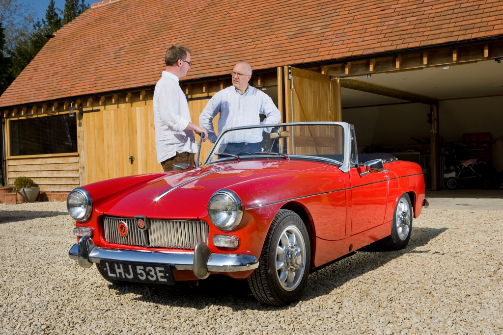 Mg midget information