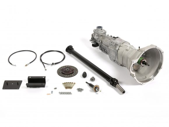 All new MGB 5 speed transmission