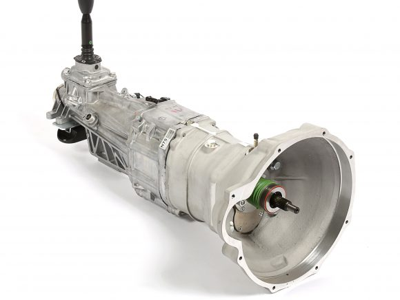 All New Mgb V8 5 Speed Transmission Frontline Developments