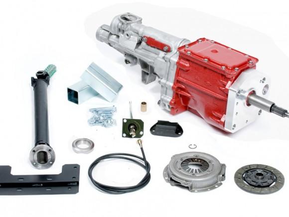 MG Midget full 5 speed gearbox kit 1500cc - Frontline