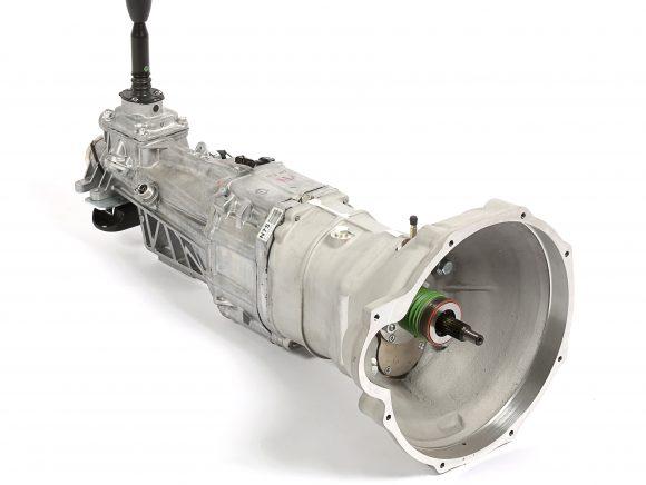 All new MGB V8 5 speed transmission - Frontline Developments